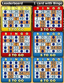 bingo cafe 75 ball bingo cards